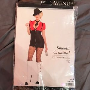 Leg Avenue smooth criminal costume